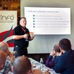 Свилен Стоянов от Oracle Bulgaria представи предимствата на модерните облачни услуги